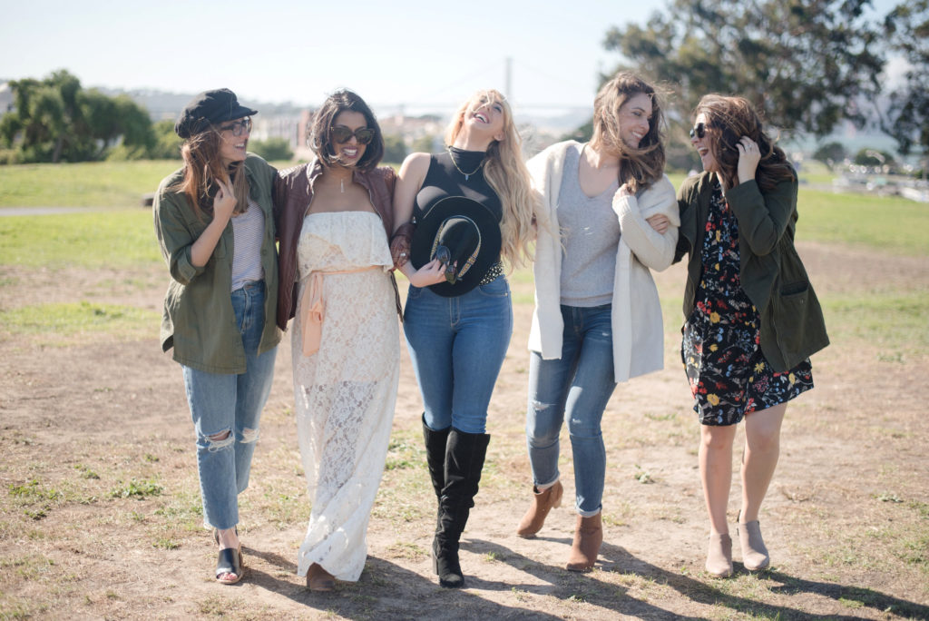 5 Everyday Outfits + Autumn Traditions To Help Ease Into The Season