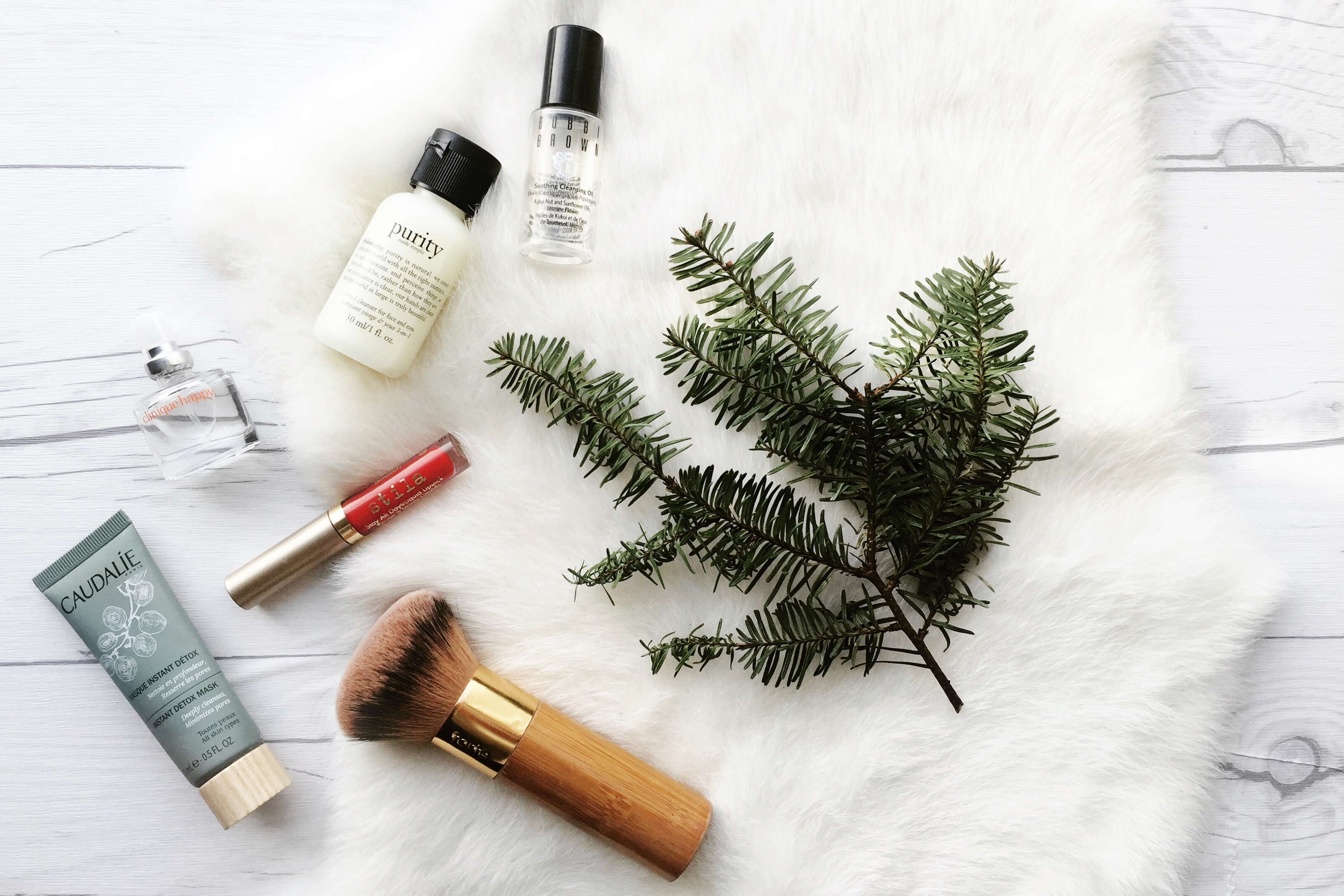 Holiday Beauty Routine