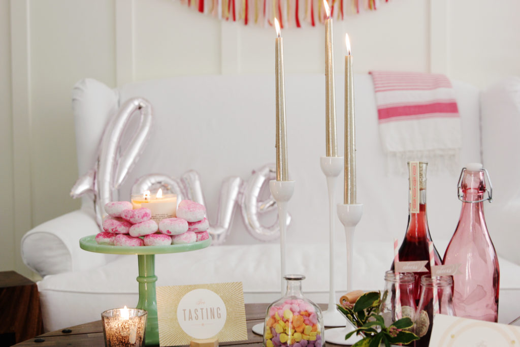 How To Host An Indoor Valentine's Day Date