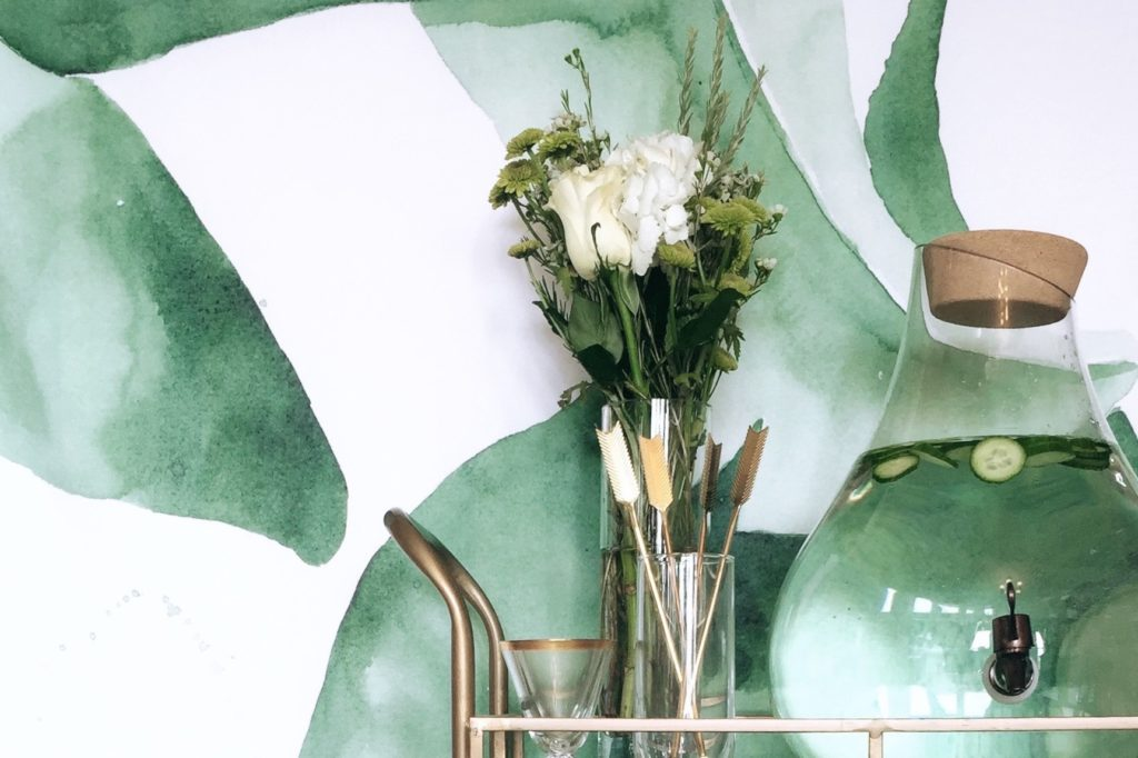 How To Choose Items For Your St. Patrick's Day Bar Cart