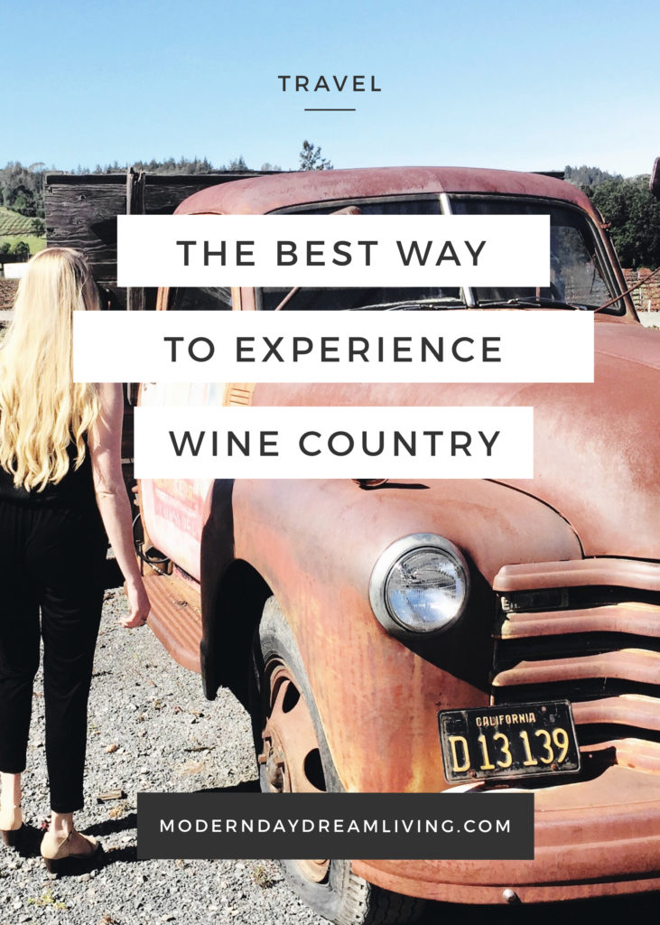 Wine Country Guide