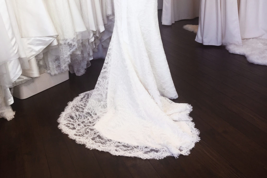 3 Tips To Finding The Perfect Wedding Dress